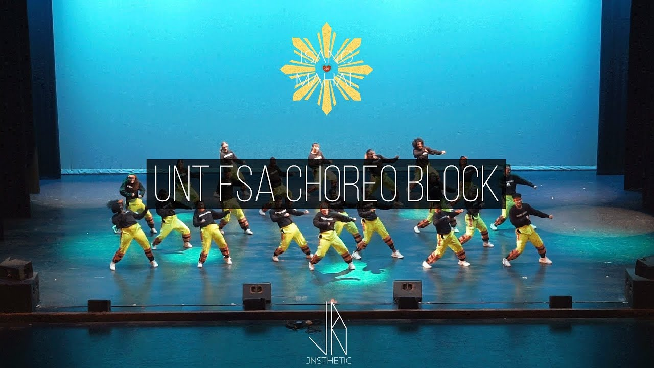 [Winner's Circle] UNT FSA Choreo Block