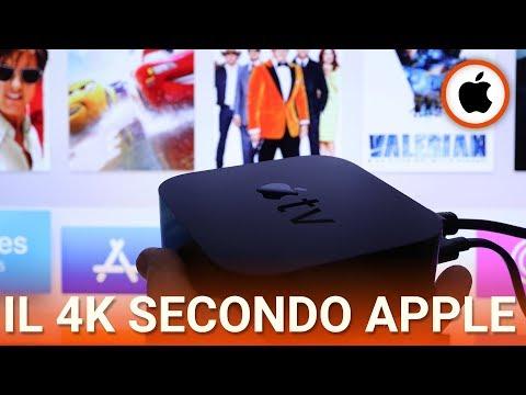 Recensione APPLE TV 4K: alta DEFINIZIONE, qualche LIMITAZIONE
