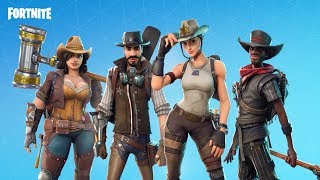 FORTNITE ? Saving the World Season 5 Challenge the Horde PC 1080p60 ULTRA