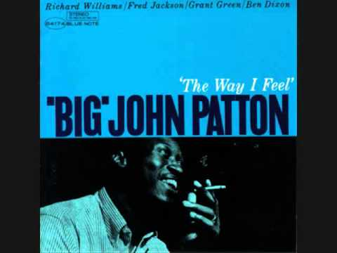 Hammond on Blue Note⑨ - Big John Patton