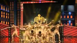 Prince Dance Group....Natraj Act