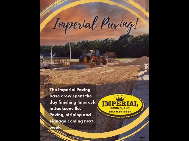 Imperial Paving Animated image