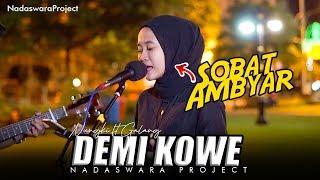 Demi Kowe - Pendhoza (Live Cover Nungki ft. Galang Nadaswara Project)