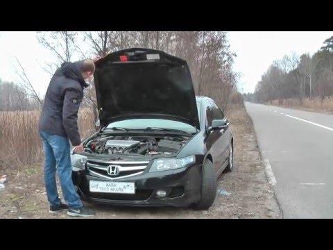Обзор Honda Accord 2007 2,4 260 тыс. км