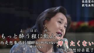 日野美歌-氷雨(冰雨)(卡拉ok字幕+平假名注音+中文翻譯+人聲演唱)