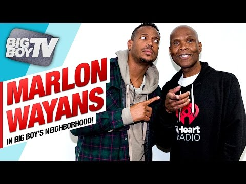 "Marlon Wayans on His New Show, ""Marlon"" & His Stand-Up Tour 