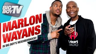 Marlon Wayans on His New Show,