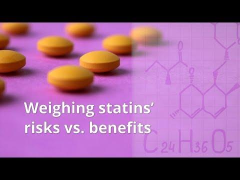 Weighing statins' risks vs  benefits
