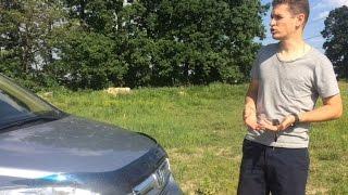 ТЕСТ-Драйв Honda CR-V Объективный тест