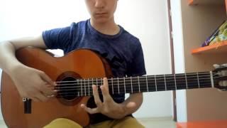 Ben Yoruldum Hayat - Fingerstyle Gitar