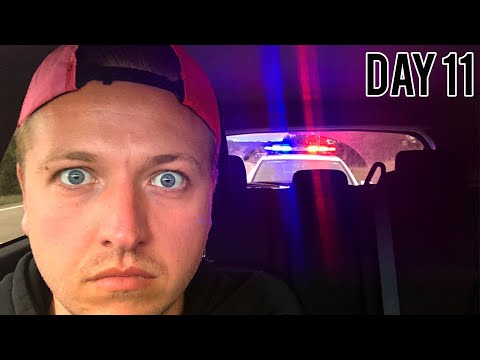 POLICE PULLED ME OVER! NOT GOOD!