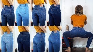 GUIDE TO: BOOTY SHAPING JEANS