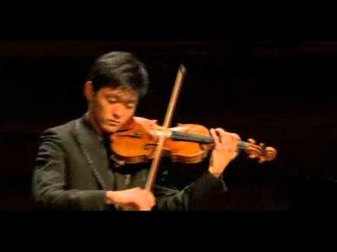 Yu-Chien Tseng | Ysaye Sonata No 3 | Ballade | Queen Elisabeth Competition | 2012