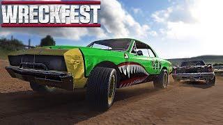 Next Car Game Wreckfest - WRECK IT RALPH
