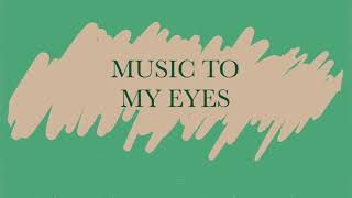 Music To My Eyes (Lady Gaga & Bradley Cooper Cover) Video