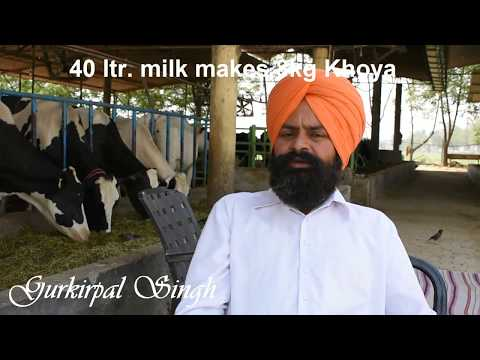 Experience shared by the owner of Barar Dairy Farm Moga Punjab