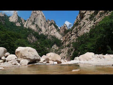 (강원도여행) 설악산 천불동 계곡 여름