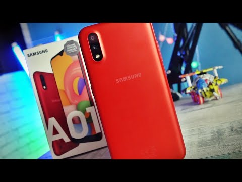 Samsung Galaxy A01 Review