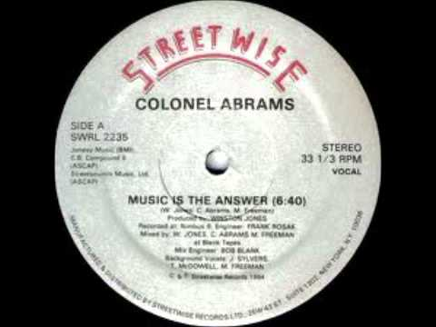 Colonel AbramsMusic Is The Answer