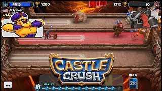 Castle Crush Tips to Win Over Higher Level Player! Not a Hack, Just a Few Tricks!