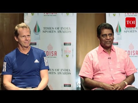 Ste Edberg and Vijay Amritraj on how to revive Indian tennis