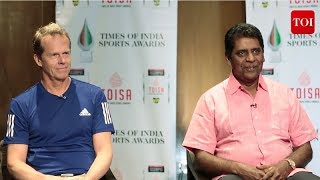 Stefan Edberg and Vijay Amritraj on how to revive Indian tennis