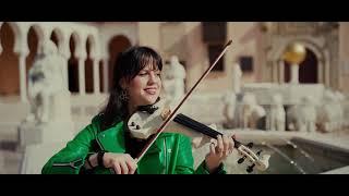 כרמית הכנרית | קאבר לכינור | מאש אפ שירי עומר אדם | Carmit The Viollinist