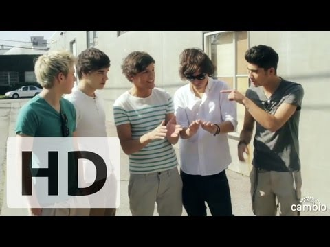 One Direction Guys: Most Romantic Thing They've Done For a Girl   Cambio Valentine's Day Interview
