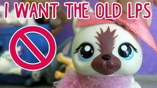 "LITTLEST PET SHOP ORIGINAL SONG ""I Want The Old LPS"" ✨ (""Friends"" Parody Music Video)"