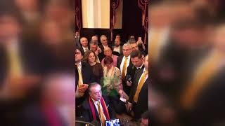 Mustafa Cengiz, sonuçlar kesinleşince kravatını çıkardı ve...