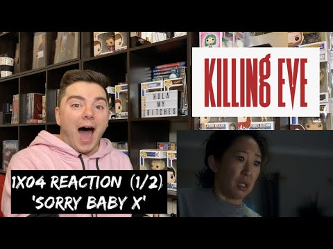 Download KILLING EVE - 1x04 'SORRY BABY' REACTION (1/2)