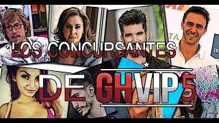 LOS CONCURSANTES DE GH VIP 5 | EL CIRCO DE LOS JUGUETES ROTOS