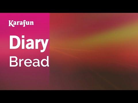 Karaoke Diary - Bread *