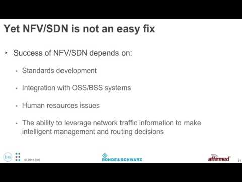 Building Application-Aware Mobile Networks Using SDN and NFV