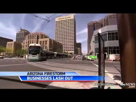 Big Surprises Underway in Arizona Over Anti-Gay Legislatio