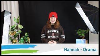Drama - Student Voice