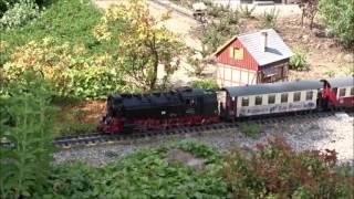 Miniaturenpark Kleiner Harz Wernigerode