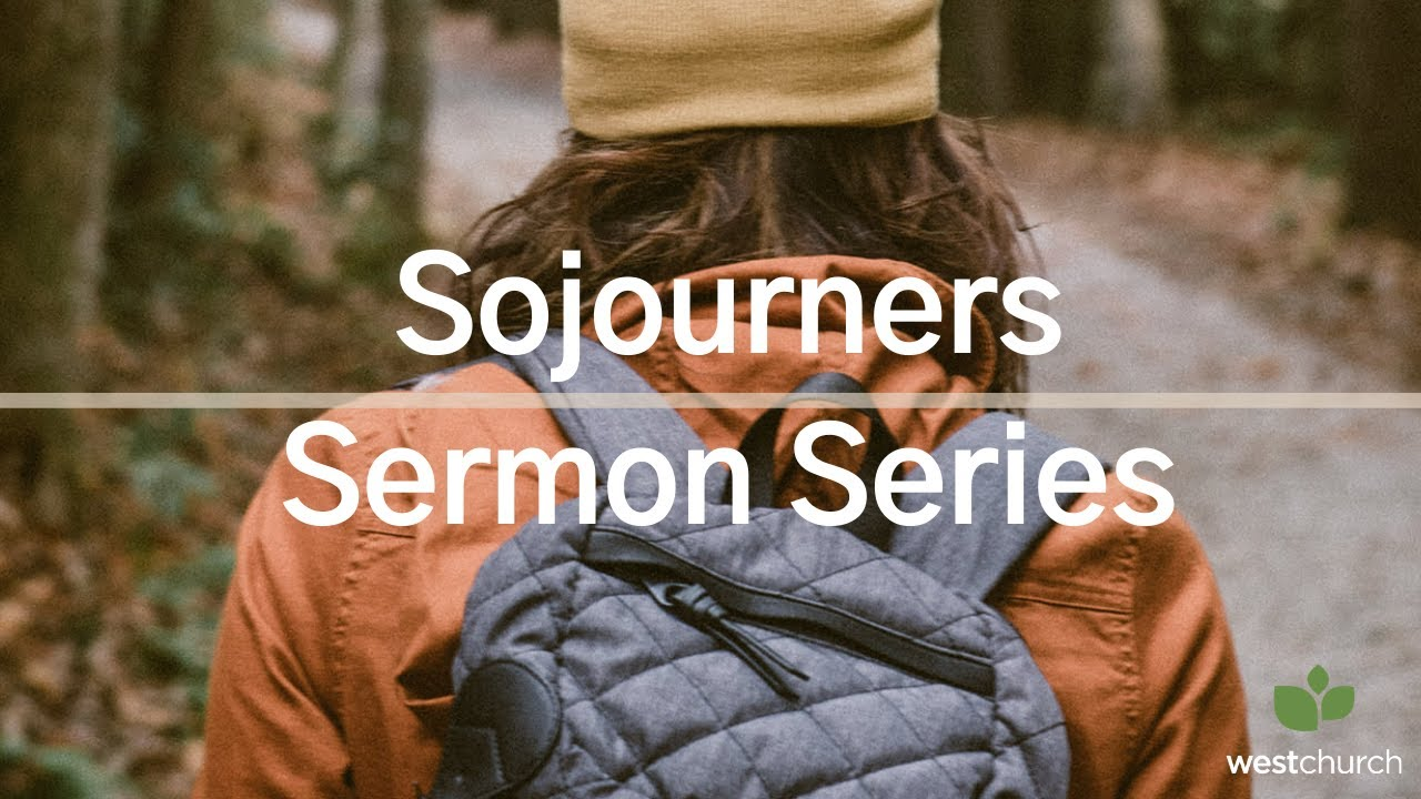 Sojourners: A New Thing | Pastor Chris Ziegler - YouTube