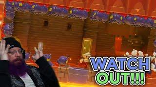 LUDWIG TOO THICC! | Super Mario Maker 2 - Expert No Skip Challenge with Oshikorosu [22]