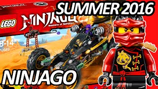 LEGO NINJAGO 2016 Summer Sets Official Pictures - レゴ ニンジャゴー