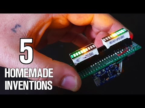 4 Homemade inventions You need to see