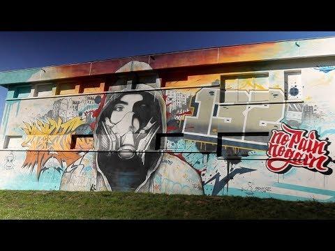 STREET ART CITY - GRAFFITI  - URBAN ART