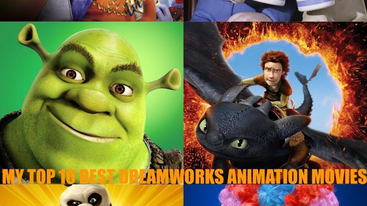 Dreamworks Animation Filme