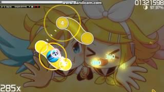 Repeat youtube video Osu! Kagamine Len & Rin - Electric Angel [New Beatmap]