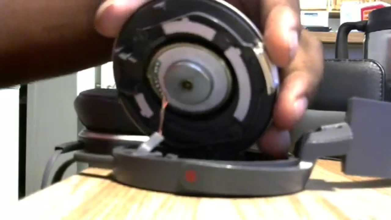 maxresdefault how to disassemble sony mdr xb950ap headphones youtube  at bakdesigns.co