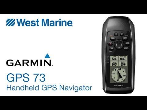 Garmin GPS 73 Handheld Navigator - West Marine Quick Look