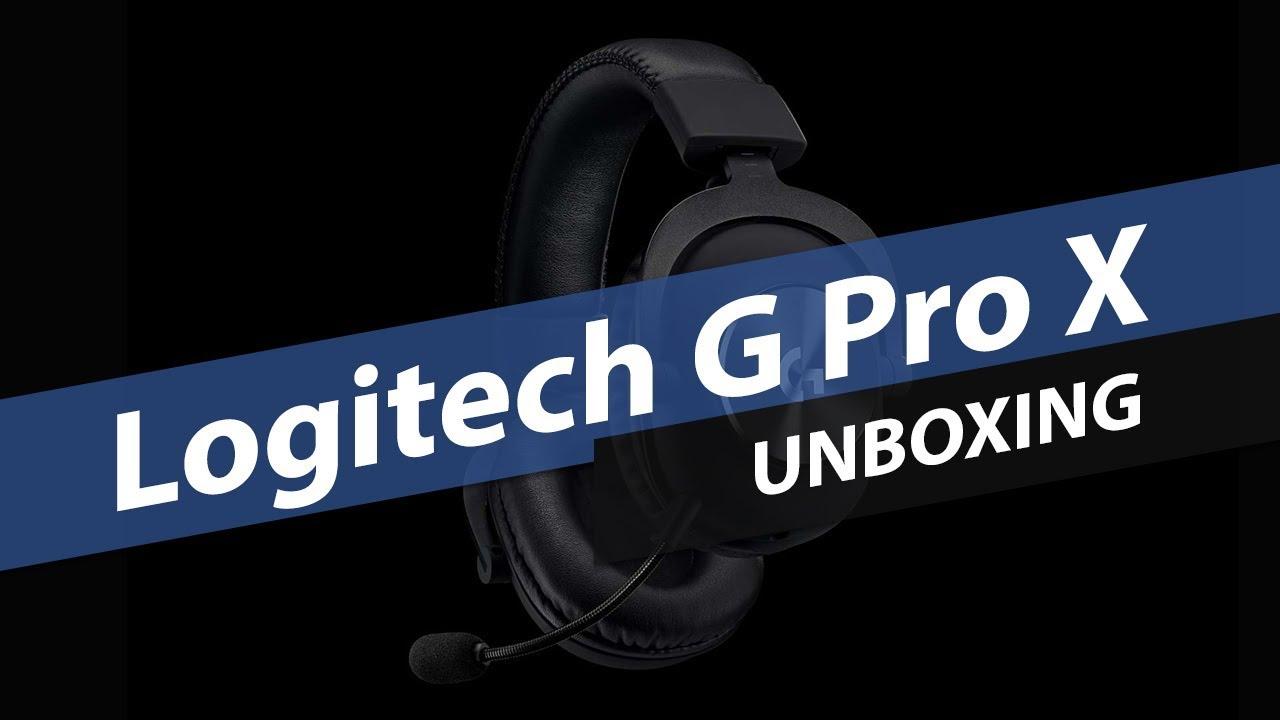 How To Setup Logitech G Pro Headset
