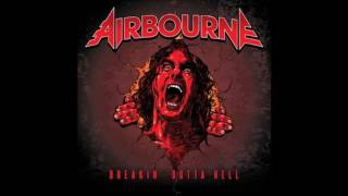 Airbourne - Never been rocked like this