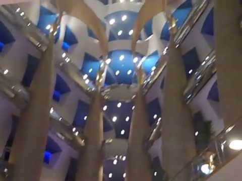 Awards Ceremony in the Burj Al Arab in Dubai