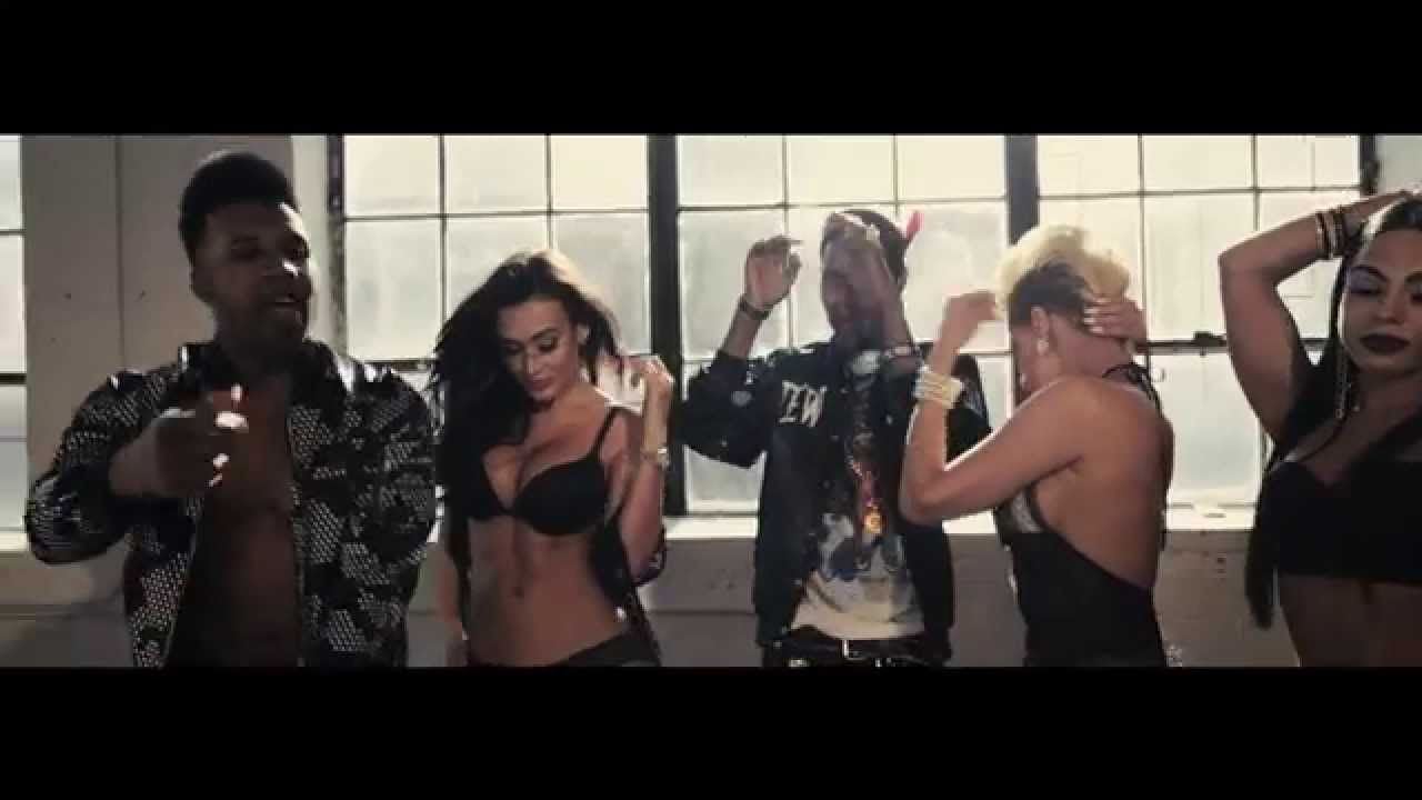 Yalee ft Fetty Wap - Pretty Girl Dance Pt 2 (Official Music Video) - YouTube